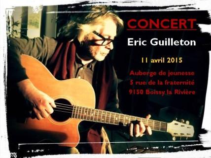 Boissy concert